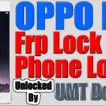 OPPO F1f Phone Lock | Frp Lock Removed by UMT Dongle