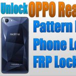 OPPO Realme 1 Frp Lock | Phone Lock | Pattern Lock Remove by Miracle Box