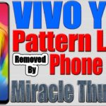 Vivo Y83 Phone Lock | Pattern Lock Removed by Miracle Thunder