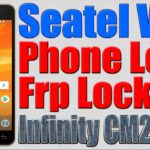 Seatel V8A Phone Lock Reset | Frp Reset by Infinity CM2 Dongle